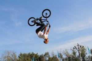BMX velosipēdi