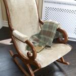 Mēbeles - šūpuļkrēsls